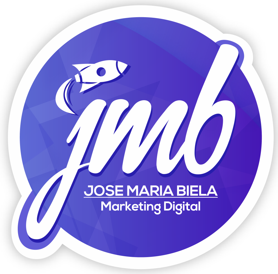 logotipo de josé maría biela marketing digital